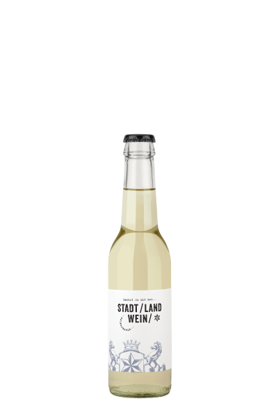 Stadt Land Weinschorle - Weiß 0,275 L